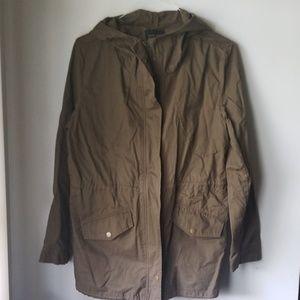 Love Tree green light weight jacket